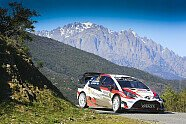 Tag 2 - WRC 2017, Rallye Frankreich, Bastia, Bild: Toyota