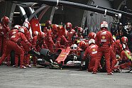 Rennen - Formel 1 2017, China GP, Shanghai, Bild: Ferrari