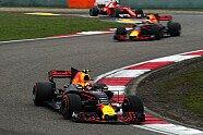 Rennen - Formel 1 2017, China GP, Shanghai, Bild: Red Bull