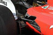 Technik - Formel 1 2017, Bahrain GP, Sakhir, Bild: Sutton