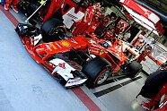 Freitag - Formel 1 2017, Russland GP, Sochi, Bild: Ferrari