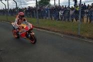 Samstag - MotoGP 2017, Frankreich GP, Le Mans, Bild: Motorsport-Magazin.com