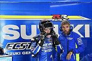 Samstag - MotoGP 2017, Frankreich GP, Le Mans, Bild: Suzuki