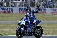 Sonntag - MotoGP 2017, Frankreich GP, Le Mans, Bild: Suzuki