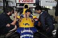 Feier zum 40. Williams-Jubiläum - Formel 1 2017, Verschiedenes, Bild: Sutton