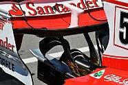 Technik - Formel 1 2017, Kanada GP, Montreal, Bild: Sutton