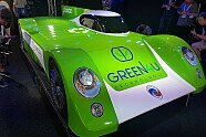 Panoz GT-EV: Der Elektro-Renner für Le Mans 2018 - 24 h von Le Mans 2017, Präsentationen, Bild: Motorsport-Magazin.com