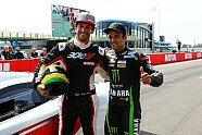 Senna vs. Zarco in Assen - MotoGP 2017, Niederlande GP, Assen, Bild: Tobias Linke