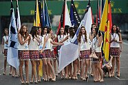 Girls - Formel 1 2017, Aserbaidschan GP, Baku, Bild: Sutton