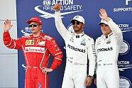 Samstag - Formel 1 2017, Aserbaidschan GP, Baku, Bild: Sutton