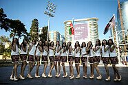 Girls - Formel 1 2017, Aserbaidschan GP, Baku, Bild: Sutton