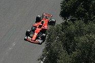Samstag - Formel 1 2017, Aserbaidschan GP, Baku, Bild: Ferrari