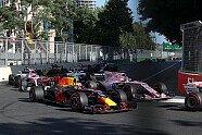 Rennen - Formel 1 2017, Aserbaidschan GP, Baku, Bild: Sutton