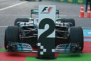 Sonntag - Formel 1 2017, Aserbaidschan GP, Baku, Bild: Mercedes-Benz