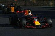 Rennen - Formel 1 2017, Aserbaidschan GP, Baku, Bild: Red Bull