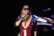 F1-Konzert: Mariah Carey - Formel 1 2017, Aserbaidschan GP, Baku, Bild: Sutton