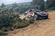 Der Peugeot 3008DKR Maxi für die Rallye Dakar 2018 - Dakar 2017, Präsentationen, Bild: Red Bull Content Pool