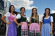 Österreich: Zeitreise mit den hübschesten Girls aus der Steiermark - Formel 1 2017, Verschiedenes, Österreich GP, Spielberg, Bild: Sutton
