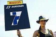 Girls - Formel 1 2017, Ungarn GP, Budapest, Bild: LAT Images