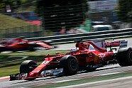 Rennen - Formel 1 2017, Ungarn GP, Budapest, Bild: Sutton