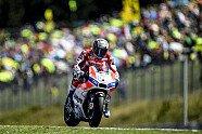 Samstag - MotoGP 2017, Tschechien GP, Brünn, Bild: Ducati