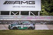 Brandneuer Mercedes-AMG GT4 auf der Nordschleife - VLN 2017, Verschiedenes, Bild: Mercedes-AMG Motorsport