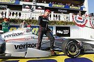 13. Lauf - IndyCar 2017, Pocono, Blakeslee, Bild: Sutton