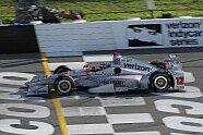 13. Lauf - IndyCar 2017, Pocono, Blakeslee, Bild: LAT Images