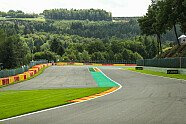 Donnerstag - Formel 1 2017, Belgien GP, Spa-Francorchamps, Bild: Sutton