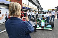 Mick Schumacher im Benetton - Formel 1 2017, Belgien GP, Spa-Francorchamps, Bild: Sutton