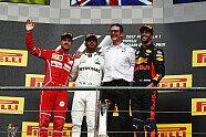 Podium - Formel 1 2017, Belgien GP, Spa-Francorchamps, Bild: LAT Images