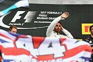 Podium - Formel 1 2017, Belgien GP, Spa-Francorchamps, Bild: Sutton