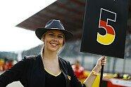 Girls - Formel 1 2017, Belgien GP, Spa-Francorchamps, Bild: LAT Images