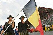 Girls - Formel 1 2017, Belgien GP, Spa-Francorchamps, Bild: Sutton