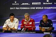 Freitag - Formel 1 2017, Italien GP, Monza, Bild: Sutton