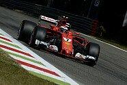 Freitag - Formel 1 2017, Italien GP, Monza, Bild: Ferrari