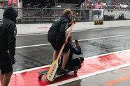 Samstag - Formel 1 2017, Italien GP, Monza, Bild: Twitter/Force India