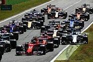 Rennen - Formel 1 2017, Italien GP, Monza, Bild: LAT Images