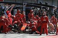 Rennen - Formel 1 2017, Italien GP, Monza, Bild: Ferrari