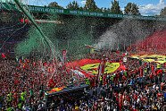 Sonntag - Formel 1 2017, Italien GP, Monza, Bild: Sutton
