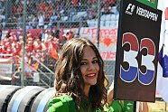 Girls - Formel 1 2017, Italien GP, Monza, Bild: Sutton