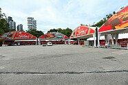 Vorbereitungen - Formel 1 2017, Singapur GP, Singapur, Bild: Sutton