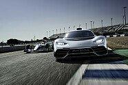 Mercedes AMG Hypercar Project One - Formel 1 2017, Präsentationen, Bild: Mercedes-Benz