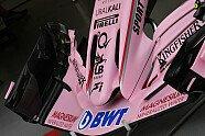 Technik - Formel 1 2017, Singapur GP, Singapur, Bild: Sutton