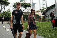 Girls - Formel 1 2017, Singapur GP, Singapur, Bild: Sutton