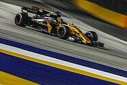 Samstag - Formel 1 2017, Singapur GP, Singapur, Bild: Sutton