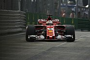 Samstag - Formel 1 2017, Singapur GP, Singapur, Bild: Ferrari