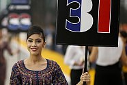 Girls - Formel 1 2017, Singapur GP, Singapur, Bild: LAT Images