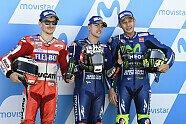 Samstag - MotoGP 2017, Aragon GP, Alcaniz, Bild: Ducati