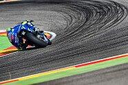 Samstag - MotoGP 2017, Aragon GP, Alcaniz, Bild: Suzuki
